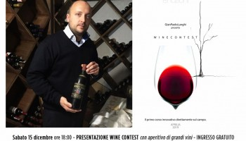 Innovativo Wine Contest al Focarile