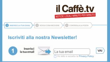 Servizio gratuito di newsletter