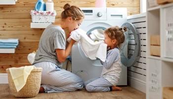 E non devi cambiare lavatrice