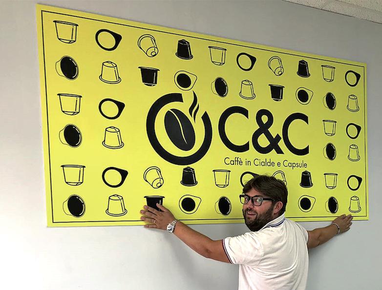 Omar Mancini - Titolare della C&C