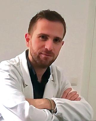 Luca Pulcini, Nutrizionista e Medico della Nazionale di Scherma, collaboratore nutrizionale per l'azienda Ubkitchen e per l'ospedale Fatebenefratelli di Genzano, Specializzato in Bioterapia Nutriziona
