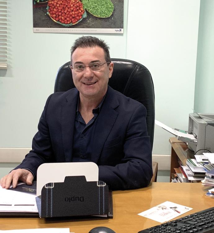 Antonio Natale - Titolare di MDF