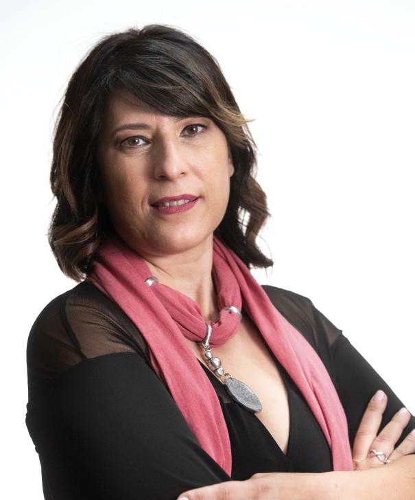 Cinzia Catozzi NATUROPATA - Titolare del centro di nutrizione e ideatrice del Metodo InForma
