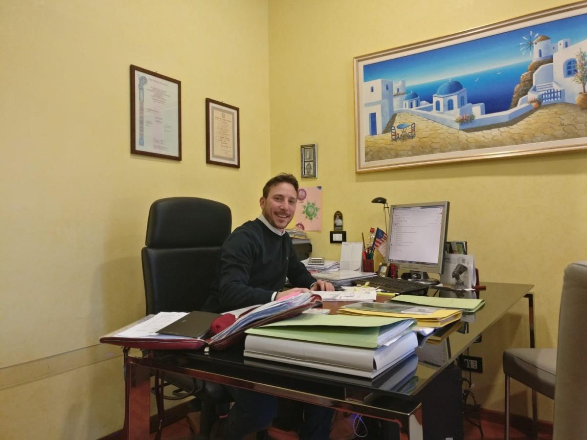 Dott. Gianluca Mainella, Titolare de La Rosa Soc. Coop.