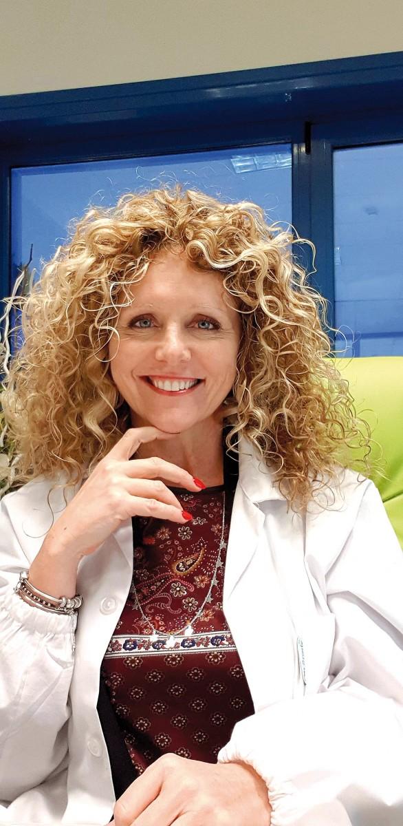 Daria Migliorini, titolare di Sirio Medical
