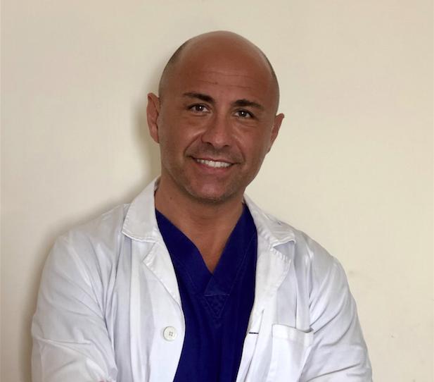dott. Simone Federici  Medico chirurgo - Oculista  Con studio ad Ardea