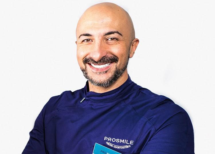 Dott. Lorenzo Paolo Bottini Fondatore del Centro odontoiatrico ProSmile